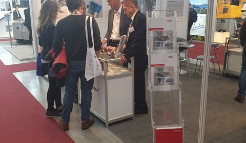 VSE presented high precision flow meters at Automotive Testing Expo 2019