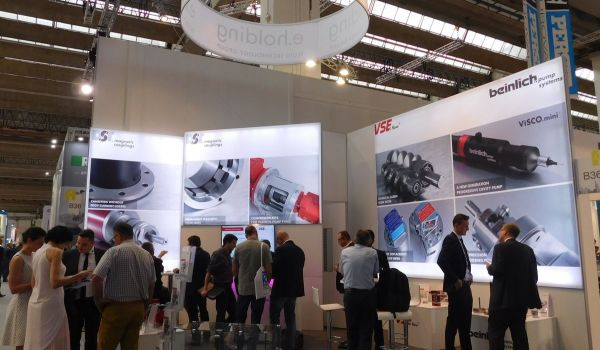 VSE with two new technologies at the ACHEMA 2018
